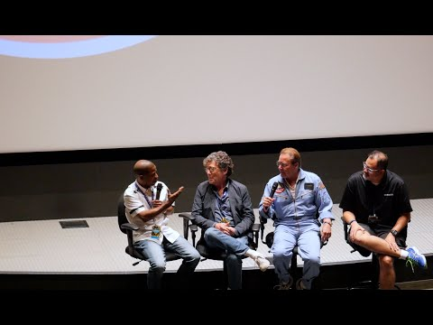 SpaceCamp 2016 Discussion Panel - Larry B. Scott, Harry Wine