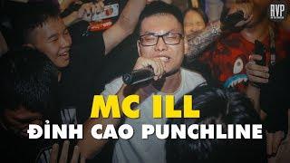 MC ILL: Những PUNCHLINE ĐỈNH NHẤT - ĐỈNH CAO RAP VIỆT