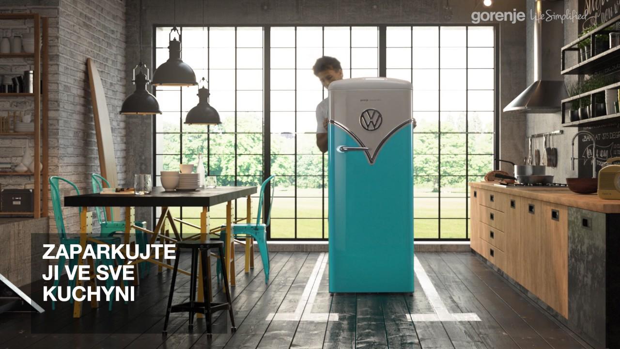 gorenje vw kühlschrank