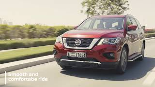 2018 Nissan Pathfinder Overview Hindi Version | Nissan Dubai