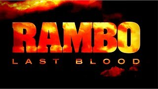 RAMBO 5 Last Blood / Trailer song - Old Town Road