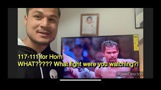 Manny Pacquiao vs Jeff Horn full Fight Breakdown with #ElCastigador