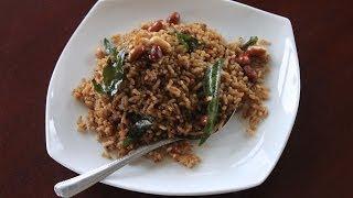 Iyengar Puliyogare Rice