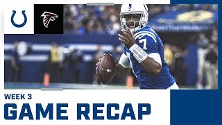 COLTS vs FALCONS WEEK 3 RECAP | 2019