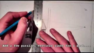Drawing A Bird House.avi