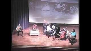 Konzertausschnitt Iran 2014 West Östlicher Diwan Weimar