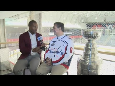 Washington Capitals owner Ted Leonsis answers 9 random questions