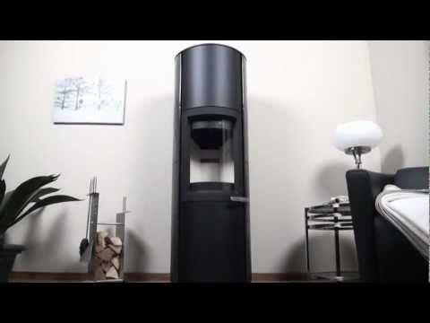kaminofen aduro 9 3 ein sch ner ofen mit drei scheiben doovi. Black Bedroom Furniture Sets. Home Design Ideas