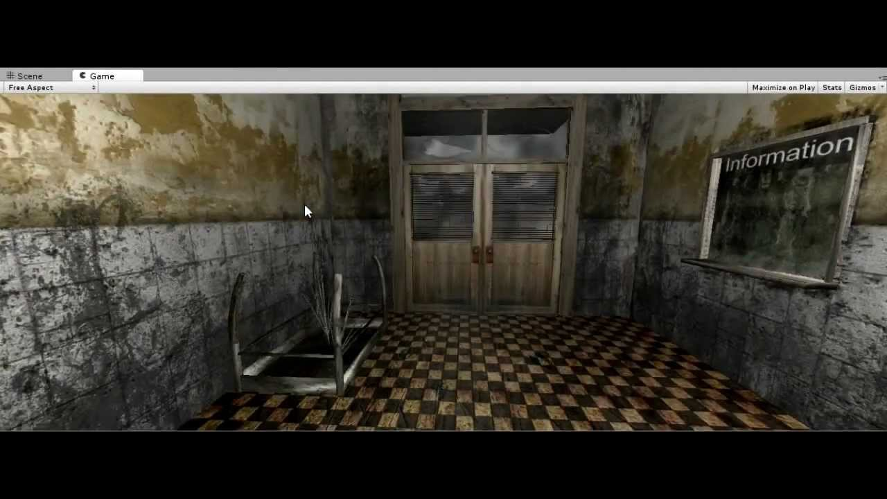 Silent Hill Revisited Unity3d Indie Game Project By Aethryx