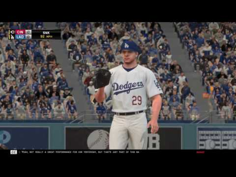 MLB- Los Angeles Dodgers vs Cincinnati Reds FULL Game 5.25.2016 HD.