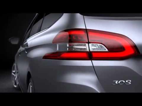 Peugeot Sw With Liter Cargo Capacity