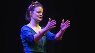 The transformative power of a single word: welcome | Penny Elsley | TEDxCanberra