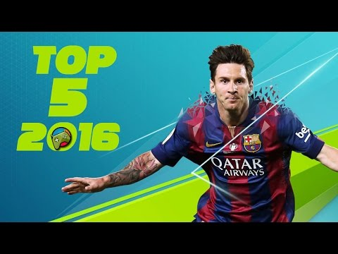 Top 5 Best New Football Games for Android 2016