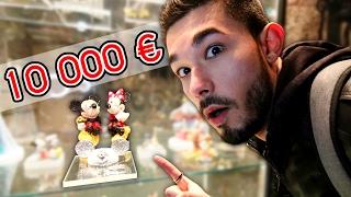 10 000 € LE SOUVENIR DE DISNEYLAND !
