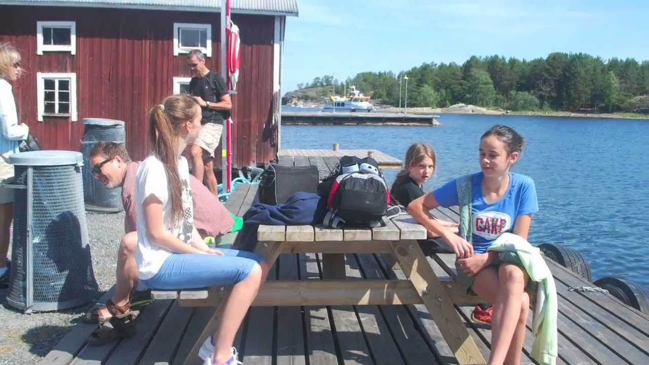 vacation in sweden, 2011 - youtube