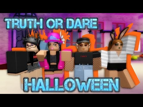 Truth Or Dare - Halloween