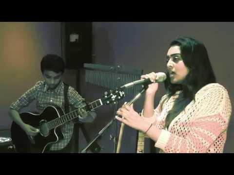 Unfaithful - Live English & Tamil Fusion  by Myra Gobitharan ft. Aaron Emmanuel