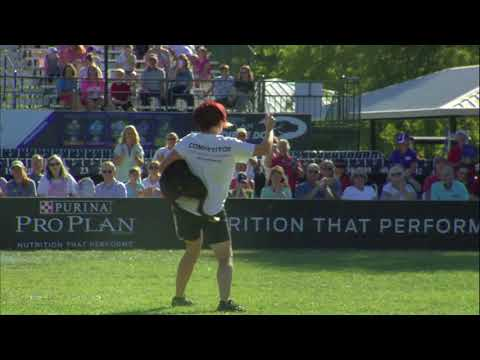 2017 Purina® Pro Plan® Incredible Dog Challenge® National Finals - 1st Place Freestyle Flying Disc