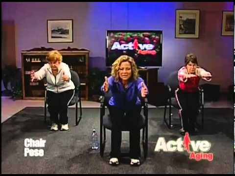 The EASE Plan, Los Gatos Seniors Advocates presents Active Aging 2 Senior Yoga