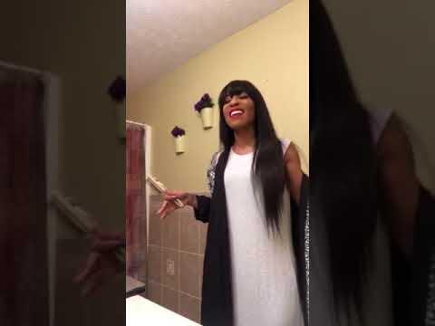 Aaliyah x I Care 4 U (Cover)   Dondria Nicole