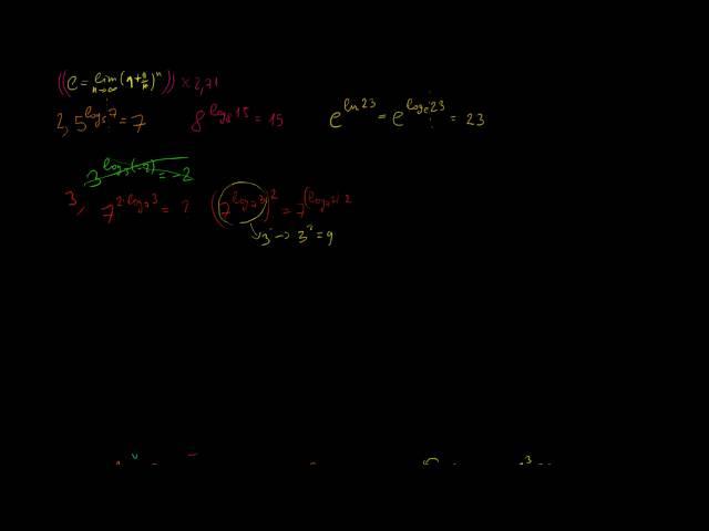 A logaritmus fogalmának bevezetése 2