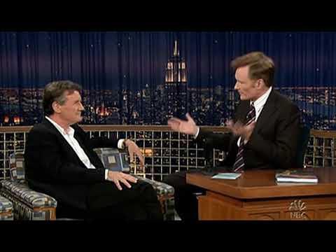 Conan O'Brien 'Michael Palin 6/7/05