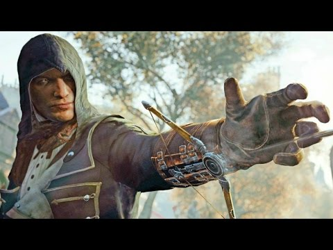 Assassin's Creed Unity - Stealth Mode, Catacombs, Present ...
