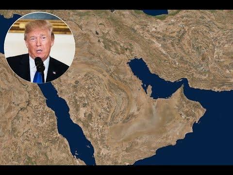 Trump said Arabian Gulf ?