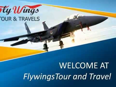 FLYWINGSTOUR-Air Ticket Booking Agents in Chandigarh