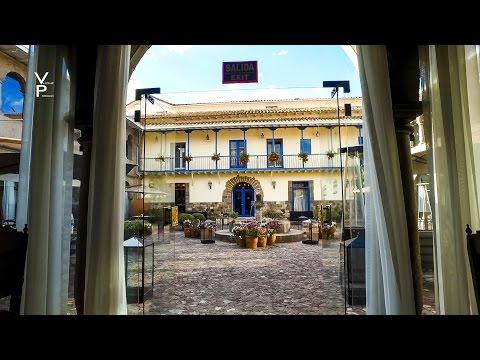 PALACIO DEL INCA. 5-STAR HOTEL IN PERU. STARWOOD HOTELS.