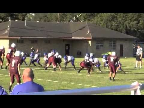 john wright 8th grade football player