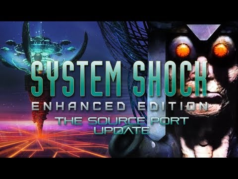 System Shock: Enhanced Edition Source Port Update - Nightdive Studios Trailer