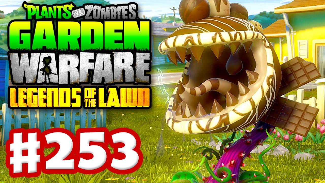 Plants Vs Zombies Garden Warfare Gameplay Walkthrough