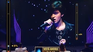 Wake me up (Avicii) : Nicolás Bianchi Morán - Elegidos