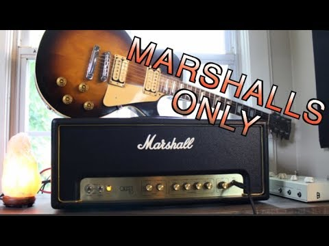 11 Riffs You NEED A Marshall For!
