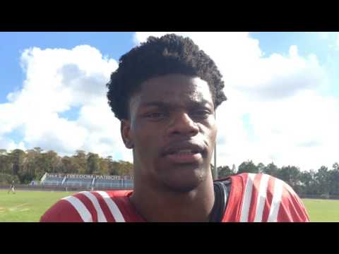 Lamar Jackson has one more stop on 2016 thrill ride -- LSU