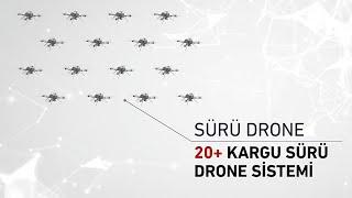 KARGU : Sürü Drone Sistemi