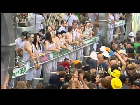 Streetparade 2010 Zurich Part two in the Mix