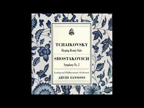 Shostakovich - Symphony No.5 (Leningrad PO - Arvid Jansons)