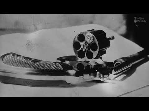 Theodore Roosevelt Assassination Attempt