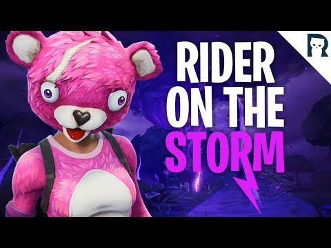 Rider on the Storm - Fortnite Battle Royale