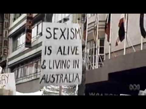 Making of Modern Australia - Struggle for women