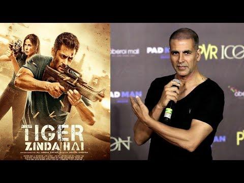 Akshay Kumar HELPS Salman Khans Tiger Zinda Hai Release BAN  MNS  Promoting Marathi Film Deva