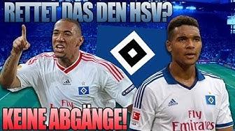 BLEIBT DER HSV OHNE ABGÄNGE IN DER BUNDESLIGA ? 🤔| FIFA 18 Karriere Experiment DEUTSCH