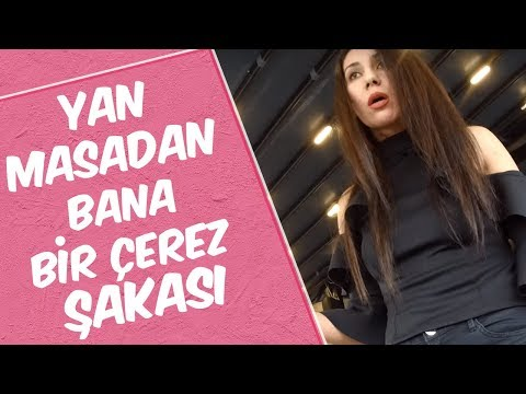 YAN MASADAN BANA BİR ÇEREZ ŞAKASI - Mustafa Karadeniz