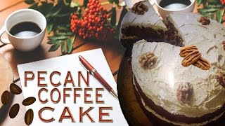 PECAN COFFEE CAKE l Extremely Delicious