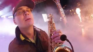 Сочи день города - Клубный саксофонист