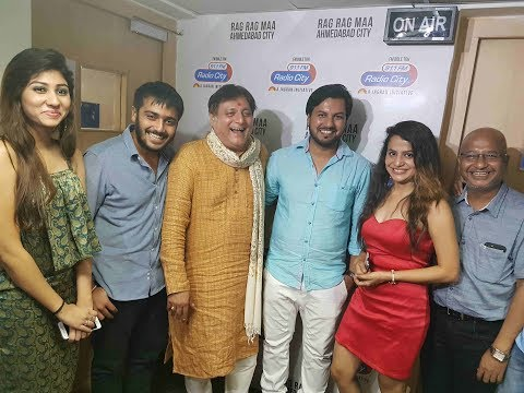 Fera Feri Hera Feri Star Cast at Radio City | Manoj Joshi | Gujarati Film