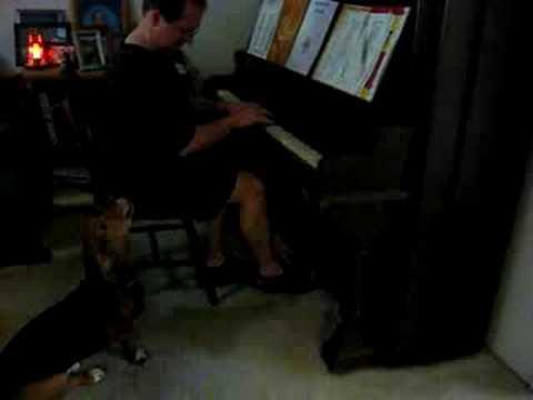 Dexter sings