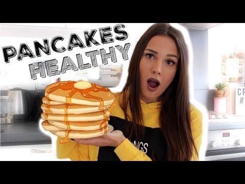 pancakes-healthy-recette-facile-(-Ça-part-en-vrille-)---petit-dejeuner-perte-de-poids